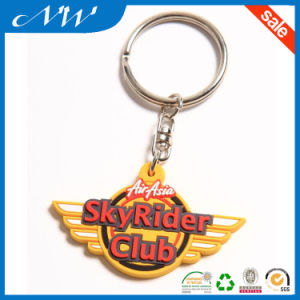 Promotion Customize 3D PVC Rubber Keychain