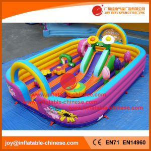 China Inflatable Toy/ Inflatabe Jumping Castle Amsument Park Bouncer (T3-654) pictures & photos