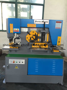 Q35y-20 Hydraulic Universal Multi-Function Ironworker Machine pictures & photos