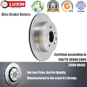 Japanese Car Brake Parts Brake Rotors pictures & photos