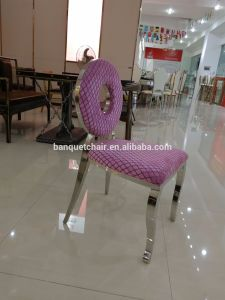 Hot Sale New Design Hollow Restaurant Chair pictures & photos