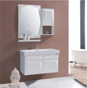 Hot Selling Solid Wood Bathroom Cabinet (CAG30051) pictures & photos