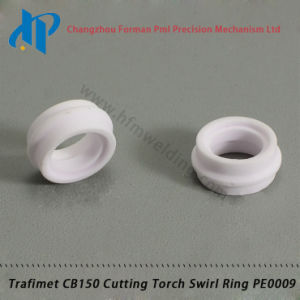 Trafimet CB150 Plasma Cutting Torch Consumables Kit Swirl Ring PE0009 pictures & photos