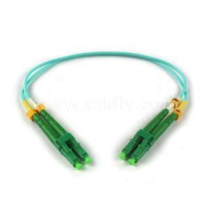 Fiber Optic Patchcord Om3 Fiber Optical Patch Cable pictures & photos
