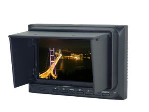 800x480 5 Inch LCD Field Monitor for DSLR Full HD Video Camera with HDMI Input and Output pictures & photos