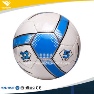 Hand-Stitched University Football Soccer Ball pictures & photos