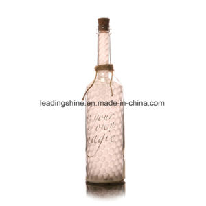 4 Function Xmas Mother′s Day Gift Set with Starlight Bottle Light up Rose and Chocolates pictures & photos