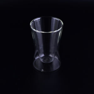 Double Wall Tea Glass Cup 230ml pictures & photos