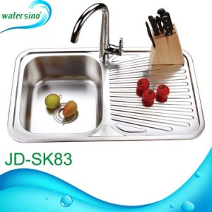 Single Bowl Kitchen Sink with High Quality pictures & photos
