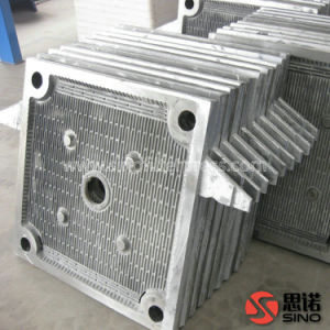 Long Life-Span Automatic Cast Iron Filter Press Machine for Industry pictures & photos