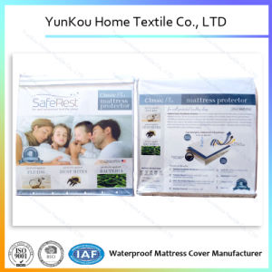Knitting Waterproof Mattress Protector pictures & photos