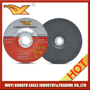 T27 Shape Kexin Grinding Wheels for Metal pictures & photos