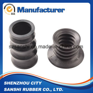 Customized Wear Resistance Rubber Foot pictures & photos