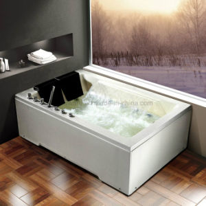 (K1248) Freestanding Acrylic Bathtubs / Massage Whirlpool Bathtubs pictures & photos