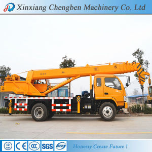 Euro III / Euro IV 12 Ton Truck Crane Machine Vehicle Loading Cranes for Sale pictures & photos