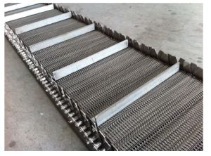 Stainless Stee Wire Conveyor Mesh Belt pictures & photos