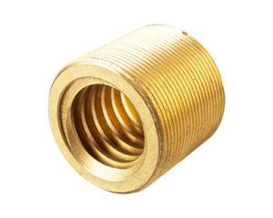 CNC Custom Machined Brass/Copper/Bronze Threaded Bush