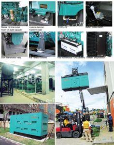 250kVA Soundproof Three Phase Cummins Engine Diesel Generator pictures & photos