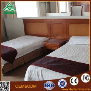 Modern Wooden Hotel Furniture, Cheap Hotel Bedroom Set pictures & photos