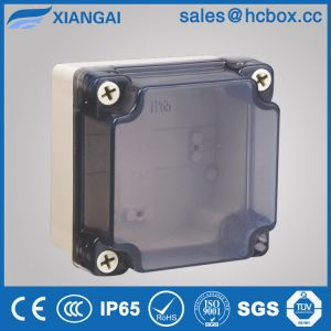 Waterproof Junction Box Electrical Box ABS Box PC Box 120*100*70mm pictures & photos