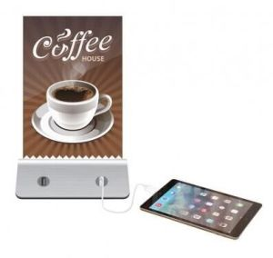 Real Capacity Table Menu Power Bank Four USB Charging Port 6000-13000mAh for Restaurant/Coffee Shop/Bar pictures & photos