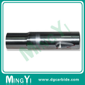 High Precision Black Oxygened Carbide Punch with Key Groove pictures & photos