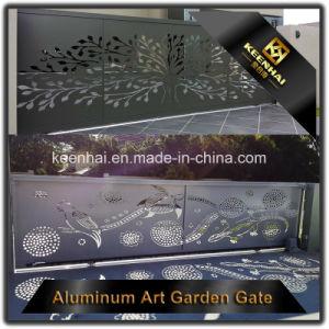 Villa Decorative Aluminum Entrance Gate pictures & photos