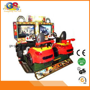Low Price Coin Operated Indoor Arcade Amusement Commercial India Car Racing Game Machine pictures & photos