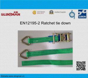 En12195-2 Ratchet Tie Down (TS-L09-06)