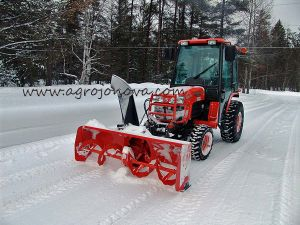 Tractor 3-Point Snow Blower Pto Shaft Ce pictures & photos