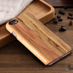Fancy Phone Wooden Design Hard PC Cases Cover for iPhone 6/6s for iPhone 7 7 Plus Case pictures & photos