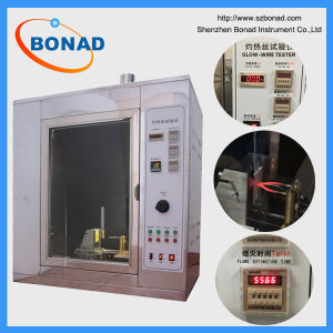 IEC60695-2-10 Flammability Glow Wire Test/Testing Machine pictures & photos