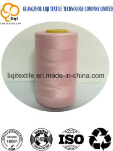 Polyester High Tenacity Thread Polyester Thread for Sewing Use pictures & photos