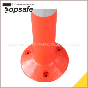 Traffic Safety Flexible Post Bollard (S-1403) pictures & photos