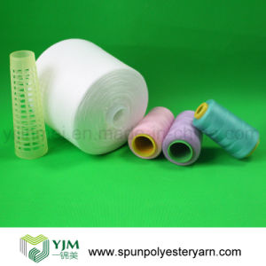 Sewing Thread and Sewing Yarn in Raw White pictures & photos