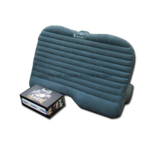 Travel Bed Inflatable Mattress Car Air Bed pictures & photos