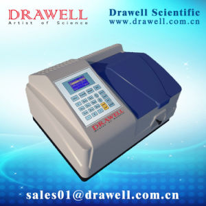 Drawell Split Beam UV Vis Spectrophotometer with 2.0nm Bandwidth (DU-8600R) pictures & photos