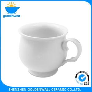 350ml Customized White Porcelain Coffee Pot pictures & photos