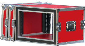 4u Shockproof Rack in Red Color pictures & photos