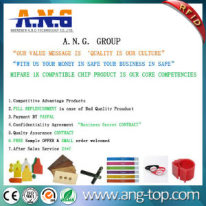 Standard Size Color Printing RFID Ultralight Safety Vingcard pictures & photos