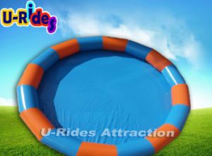 6m Round Inflatable Single Swimming Pool pictures & photos
