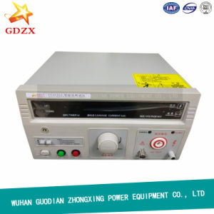 5kVA AC DC High Votalge Test Dielectric voltage withstand Tester pictures & photos