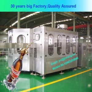 Auto Type Carbonated Filling Machine (JR24-24-8D) pictures & photos