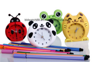 Promotional GIF LED Table Clock Silicone Alarm Clock 2017 pictures & photos