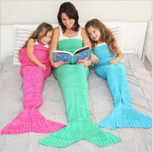 Adult Prevent Pilling Woven Popular Fleece Blanket pictures & photos