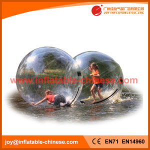 Transparent Inflatable Water Zorb Ball Water Hamster Ball Dia 2m with Germany Zip (Z1-001) pictures & photos