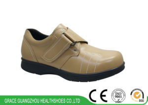 Wide Diabetic Men Footware Soft Casual Shoes pictures & photos