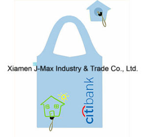 Foldable Shopping Bag, Promotion Bags, House Style, Reusable, Lightweight, Grocery Bags and Handy, Gifts, Promotion, Tote Bag, Decoration & Accessories pictures & photos