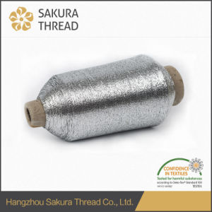 Sakura Customized Japanese Metallic Thread for Machine Embroidery pictures & photos