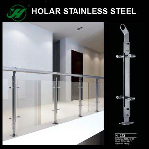 China Manufacturer Stainless Steel Balustrade for Glass Railing pictures & photos